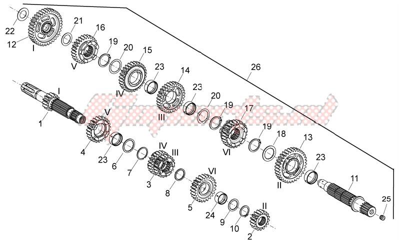Gear box image
