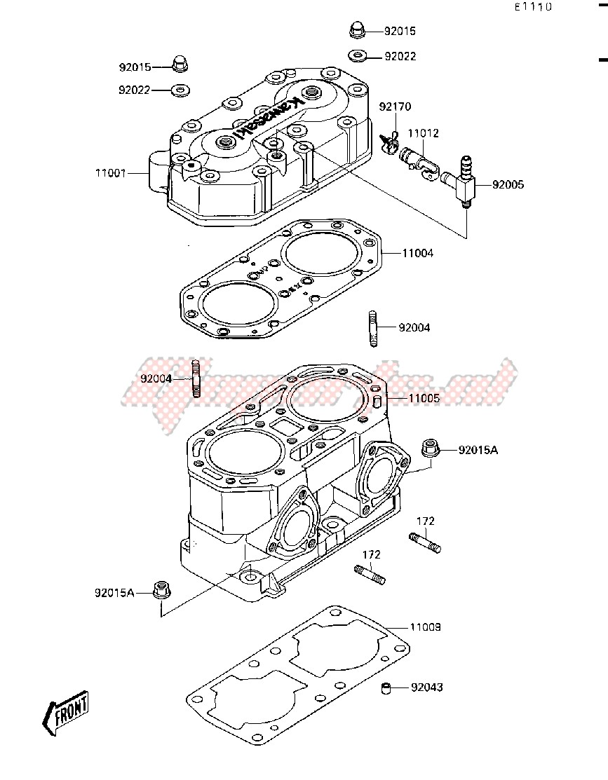 Engine-CYLINDER HEAD_CYLINDER