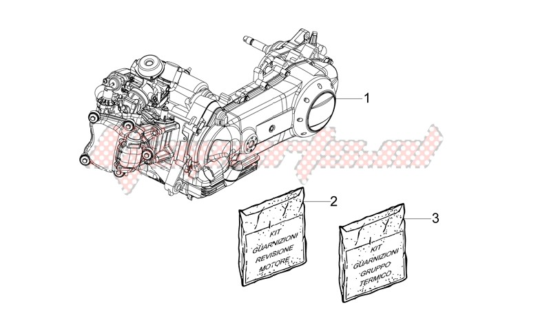 Engine - Gaskets image