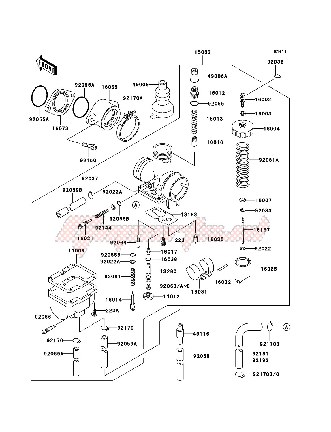 Engine-Carburetor