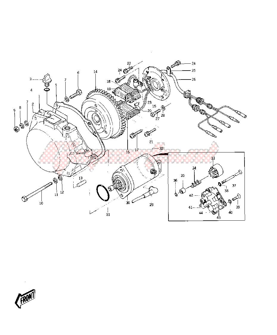 GENERATOR_STARTER MOTOR image