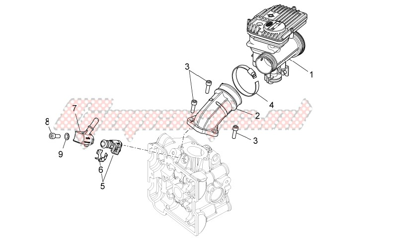 Engine-Injection unit