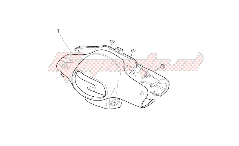 Headlight support image