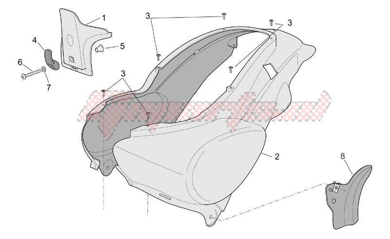 Rear Body I image