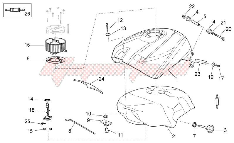 [SCHEMATICS_4UK]  Aprilia Rs 125 Fuel Line Diagram Fuse Box Location On 1995 Astro Van -  doraemon.sardaracomunitaospitale.it   Aprilia Sr 50 Fuse Box Location      Wiring Diagram and Schematics