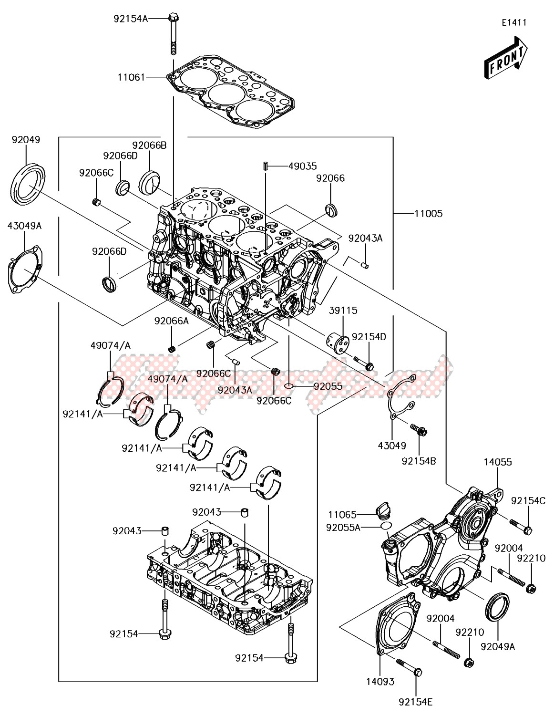 Crankcase image