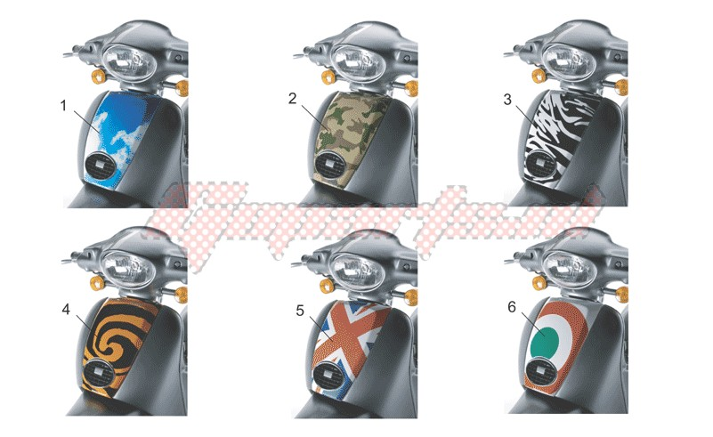 Acc -Special body parts I image