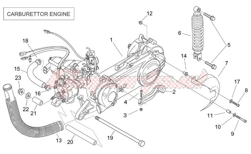 Engine (Carburettor) image