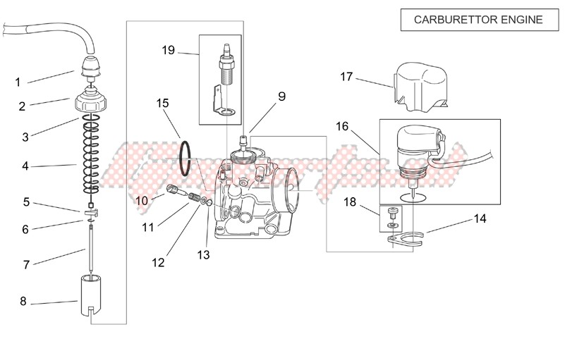 Carburettor I image