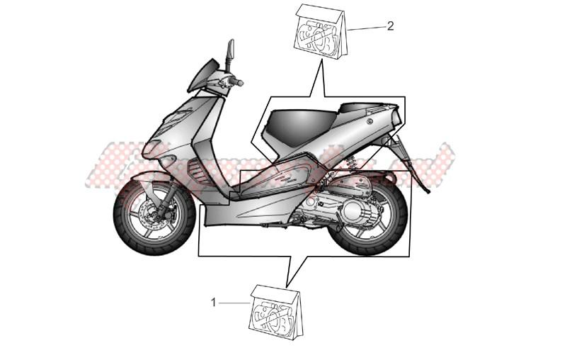 Operators handbook - Lock hardware kit image