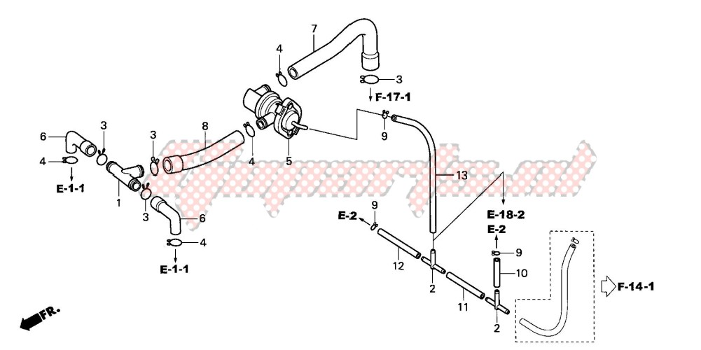 AIR INJECTION CONTROL VALVE image