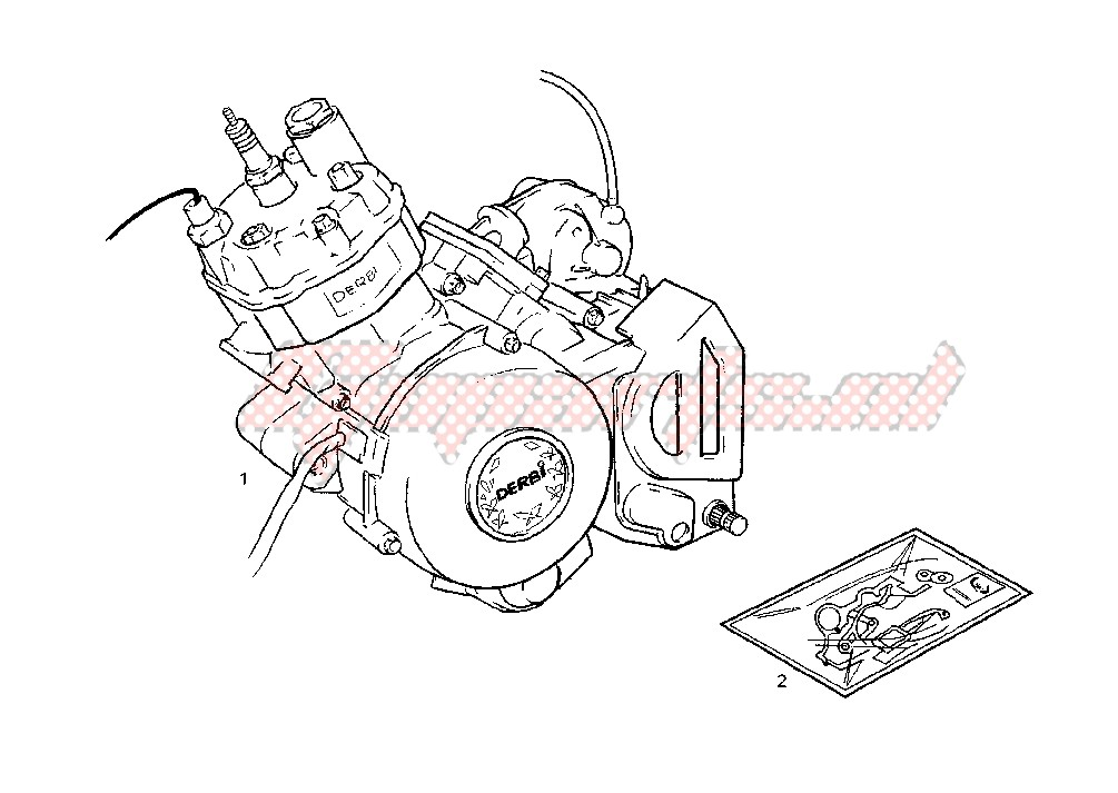 ENGINE ASSY image