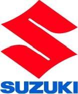 Brand logo for Suzuki