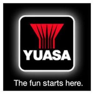 Brand logo Yuasa