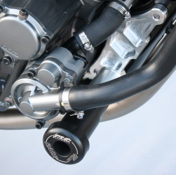 Product image: GSG-Mototechnik - 10211540-Y30 - Crash protectors Yamaha XT 660 X 05-
