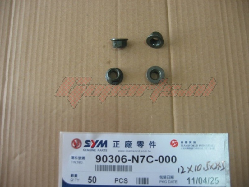 SYM - SCOOTER - 2009 - VS 125 - FRONT WHEEL   Goparts