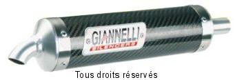 Product image: Giannelli - 34688HF - Silencer  Carbon  Homol. BETA  ENDURO 50 09/11