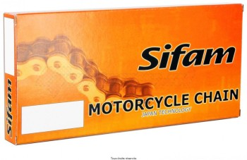Product image: Sifam - 420-SR-126 - Chain 420  Hyper Reinforced 126 M