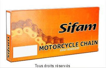 Product image: Sifam - 428-SH-122 - Chain 428 Super Reinforced 122 M