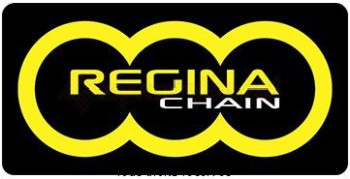 Product image: Regina - 520-ORS-98 - Chain 135 ORS6 98  Schakels Type 520 Lengte:98 Schakels ORT2 Hyper O-ring