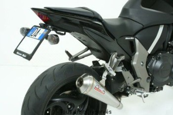 Product image: Giannelli - 73403GX - Silencer GX-ONE  CB 1000 R 08/10  Hom.