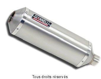 Product image: Giannelli - 73760A6S - Silencer  FZ8 '10  FAZER 8 '10   Hom. SlipOn Alu