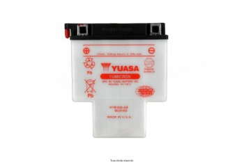 Product image: Yuasa - 812169 - Battery Hyb16a-ab L 151mm  W 91mm  H 182mm 12v 16ah