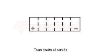 Product image: Yuasa - 812720 - Battery Ytx20h-bs L 175mm  W  87mm  H 155mm 12v 18ah