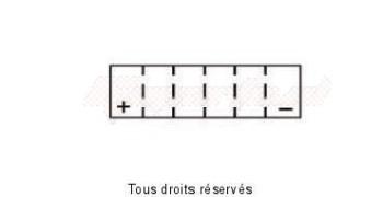 Product image: Yuasa - 812724 - Battery Ytx14ah-bs L 134mm  W 89mm  H 166mm 12v 12ah