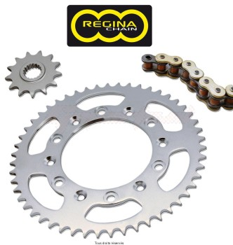 Product image: Regina - 95AX03001-ORN - Chain Kit Axr 300 Sp / Adly 300 Super O-ring year 04- Kit 13 32