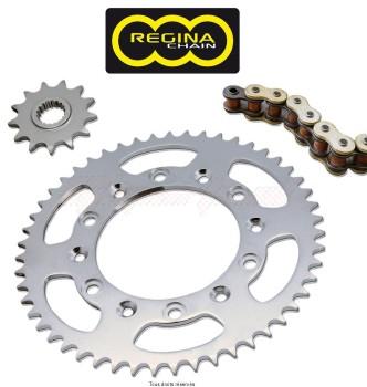 Product image: Regina - 95Y005014-ORO - Chain Kit Yamaha Chappy 50 Ancien Model Chain Standard year 82 85 Kit 14 32