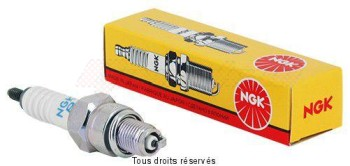 Product image: Ngk - BKR7E11 - Spark Plug NGK Ø14mm Long:19mm Key 16mm Copper Conductor 1.1mm