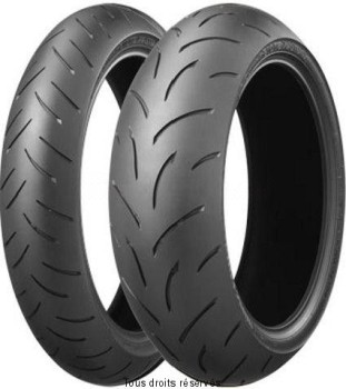 Product image: Bridgestone - BRG2209 - Tyre   180/55-17  BT015 L 73W TL Rear