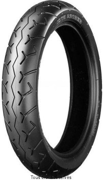 Product image: Bridgestone - BRG77021 - Tyre   100/90-19  G701 57H TT Front