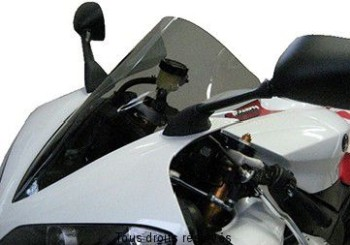 Product image: Fabbri - BULY069C - Windscreen Double Bubble Yamaha Clear Yzf R1 07/08
