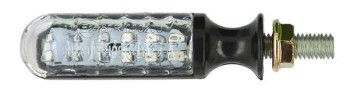 Product image: Sifam - CLI7058 - Indicator Universal Sequential - Leds - Black/Lens semi transparent - CE