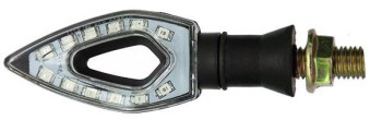 Product image: Sifam - CLI7059 - Indicator Universal Sequential - Leds - Black/Lens semi transparent - CE