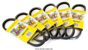 Product image: Boost + - COU21201 - Transmission Belt Scooter Standard 641 x 15.5 x 30