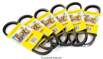 Product image: Boost + - COU41804 - Transmission Belt High PerformanLight Light bulb 1269 x 26.5 mm