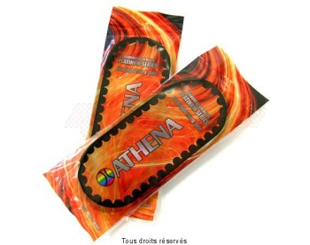 Product image: Bando - COU51204 - Transmission Belt Scooter Platinium 906 x 22.5 x 30 x 10