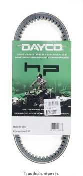 Product image: Dayco - COU72000HP - Transmission Belt HP DAYCO Quad 848 x 29 High Performance