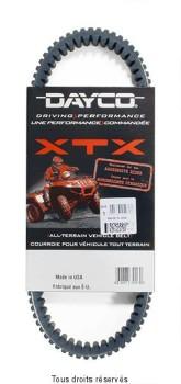 Product image: Dayco - COU72236XTX - Transmission Belt XTX DAYCO 982 x 33.53
