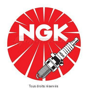 Product image: Ngk - CR8EH9 - Spark plug CR8EH9  0