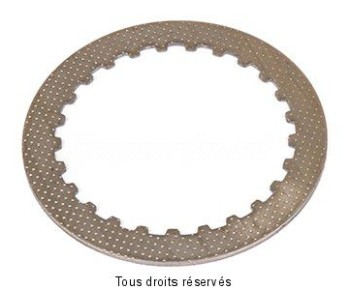 Product image: Kyoto - CS1151 - Clutch Steel discs Kit   CS1151