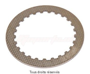 Product image: Kyoto - CS1166 - Clutch Steel discs Kit   CS1166