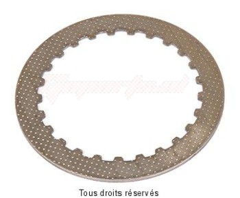 Product image: Kyoto - CS1169 - Clutch Steel discs Kit   CS1169