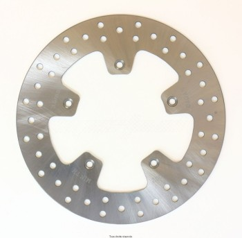 Product image: Sifam - DIS1002 - Brake Disc  Ø220x115x96  Mounting holes 5xØ6,5 Disk Thickness 4