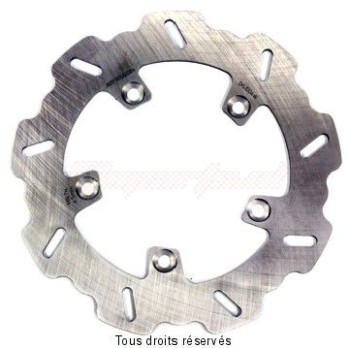 Product image: Sifam - DIS1004W - Brake Disc Aprilia Ø220x120x102  Mounting holes 5xØ8,5 Disk Thickness 5