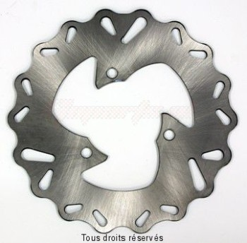 Product image: Sifam - DIS1006W - Brake Disc Aprilia Ø190x79,5x58,2  Mounting holes 3xØ8,5 Disk Thickness 4