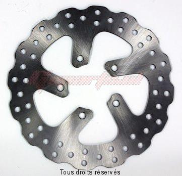 Product image: Sifam - DIS1009W - Brake Disc Aprilia  Ø220x80x60  Mounting holes 5xØ8 Disk Thickness 4  0